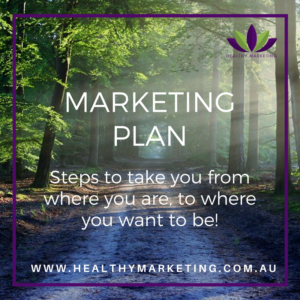 Health Marketing Plan by Krishna Everson