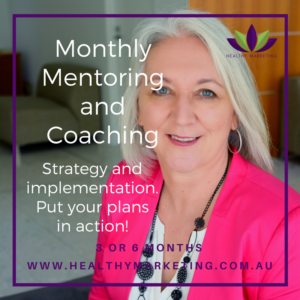 Health Marketing Coaching with Krishna Everson